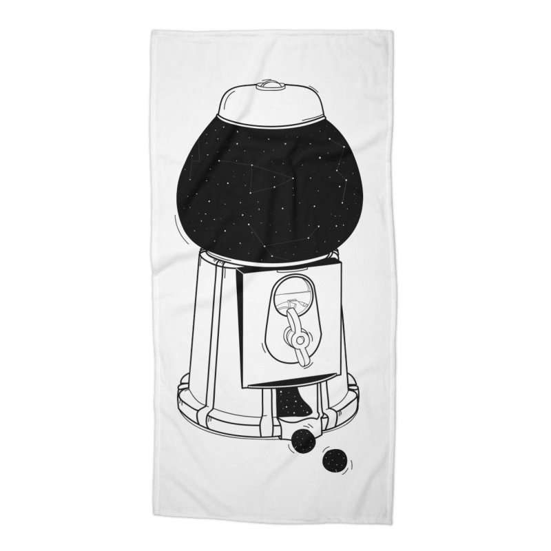 Dreams dispencer  Accessories Beach Towel by coclodesign's Artist Shop