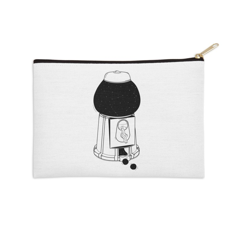 Dreams dispencer  Accessories Zip Pouch by coclodesign's Artist Shop