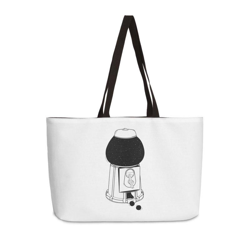 Dreams dispencer  Accessories Weekender Bag Bag by coclodesign's Artist Shop