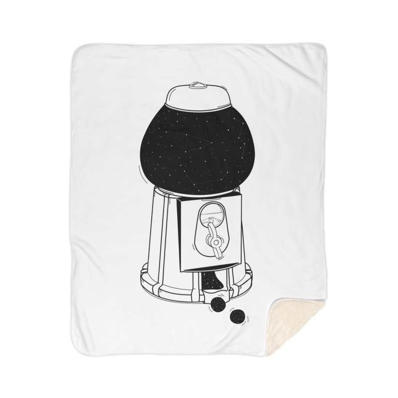 Dreams dispencer  Home Blanket by coclodesign's Artist Shop