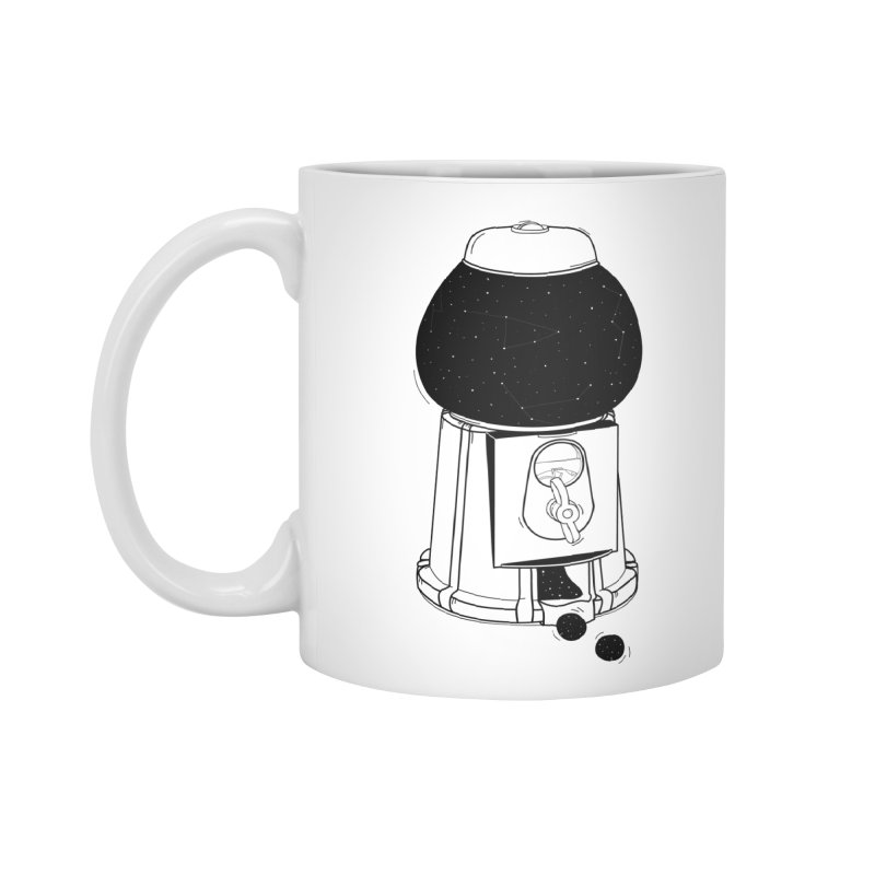 Dreams dispencer  Accessories Standard Mug by coclodesign's Artist Shop