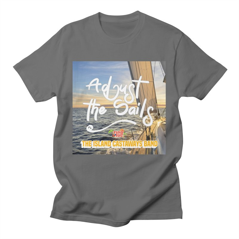 Adjust the Sails Men's T-Shirt by coconutbees's Artist Shop