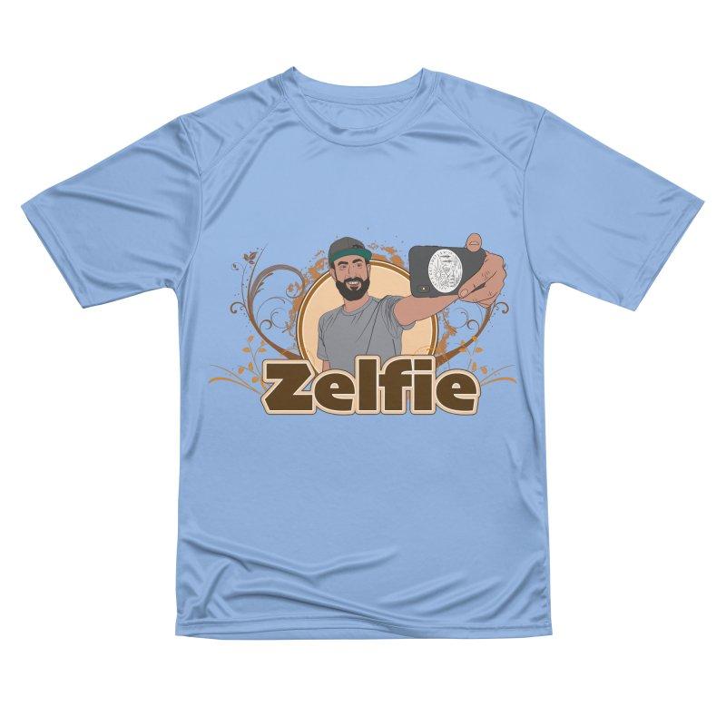 Zelfie Women's T-Shirt by Coconut Justice's Artist Shop
