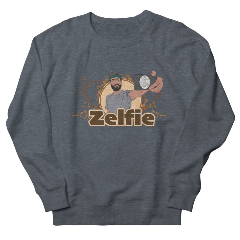 Zelfie Women's Sweatshirt by Coconut Justice's Artist Shop