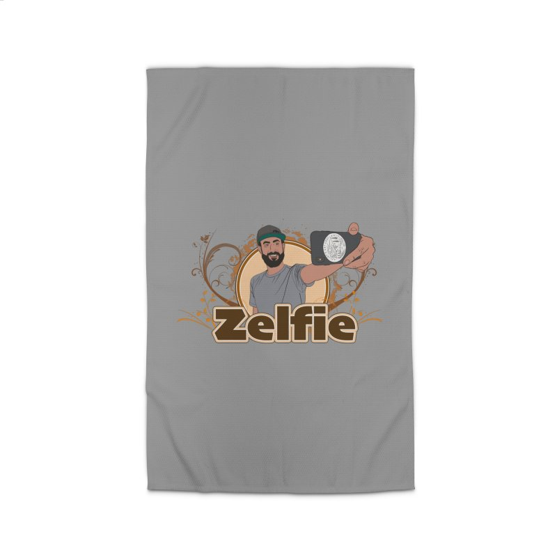 Zelfie Home Rug by Coconut Justice's Artist Shop