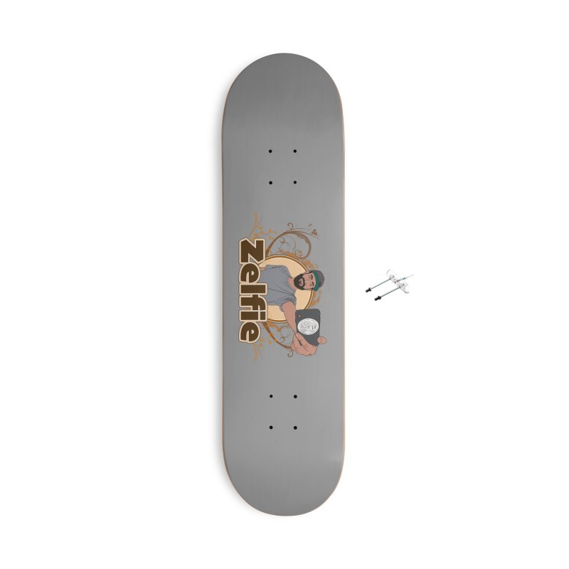 Zelfie Accessories Skateboard by Coconut Justice's Artist Shop