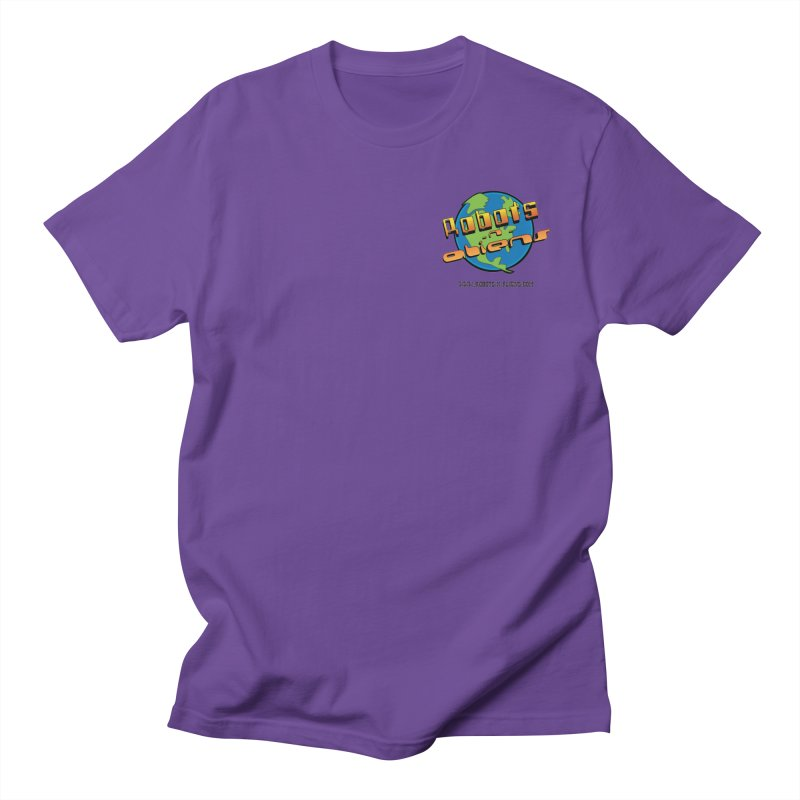 Robots 'n Aliens Logo Small Women's Unisex T-Shirt by Coconut Justice's Artist Shop