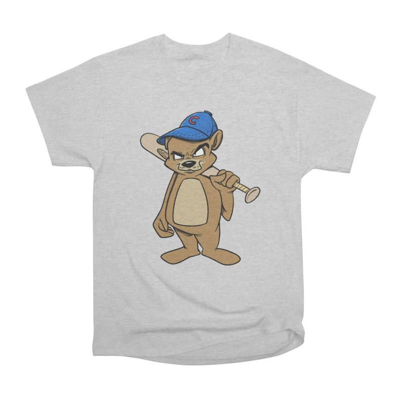 Baseball Bear Women's Classic Unisex T-Shirt by Coconut Justice's Artist Shop