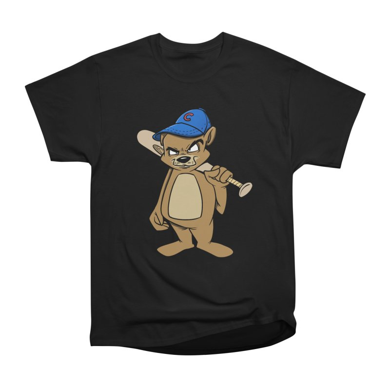 Baseball Bear Men's Classic T-Shirt by Coconut Justice's Artist Shop