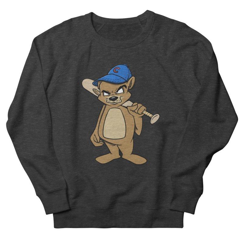 Baseball Bear Women's Sweatshirt by Coconut Justice's Artist Shop