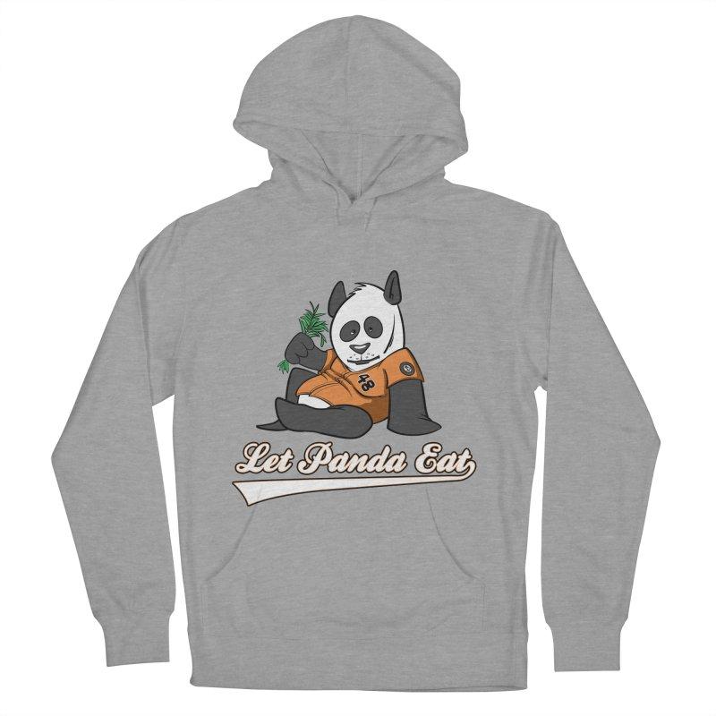 Let Panda Eat! Men's Pullover Hoody by Coconut Justice's Artist Shop