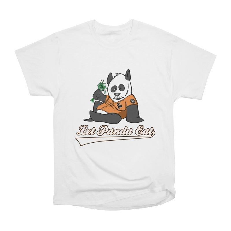 Let Panda Eat! Women's Classic Unisex T-Shirt by Coconut Justice's Artist Shop