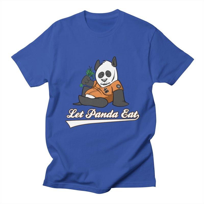 Let Panda Eat! Women's Unisex T-Shirt by Coconut Justice's Artist Shop