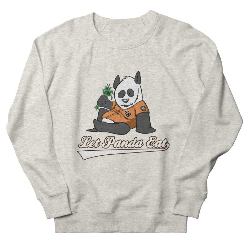 Let Panda Eat! Men's Sweatshirt by Coconut Justice's Artist Shop