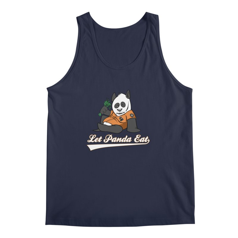 Let Panda Eat! Men's Regular Tank by Coconut Justice's Artist Shop