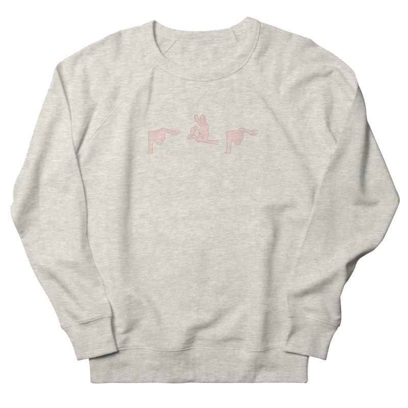 Funny Fingers - FU Men's Sweatshirt by Coconut Justice's Artist Shop