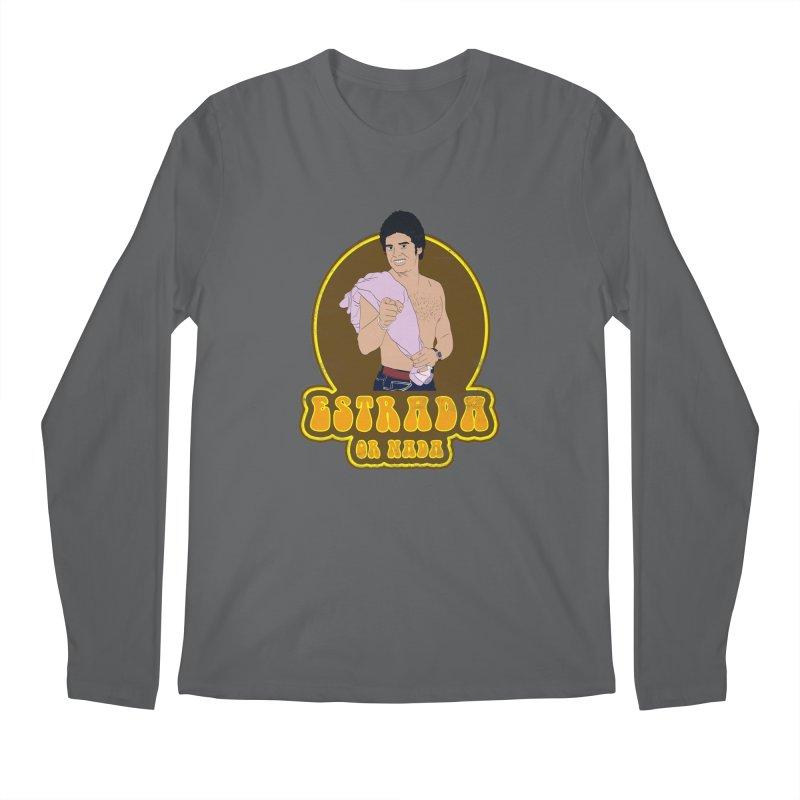 Estrada or Nada Men's Longsleeve T-Shirt by Coconut Justice's Artist Shop