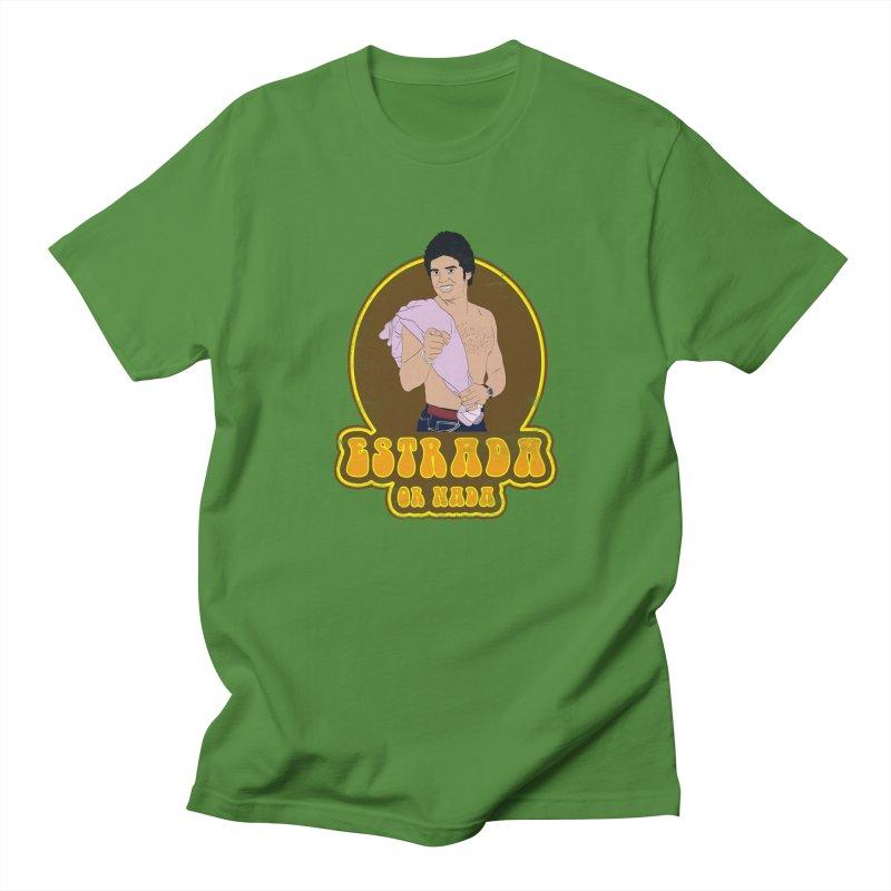 Estrada or Nada Women's Regular Unisex T-Shirt by Coconut Justice's Artist Shop
