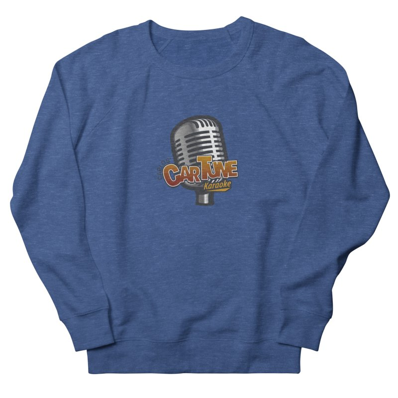 Carlos' CarTune Karaoke Logo Men's Sweatshirt by Coconut Justice's Artist Shop
