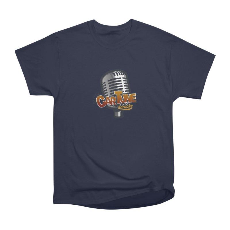 Carlos' CarTune Karaoke Logo Women's  by Coconut Justice's Artist Shop