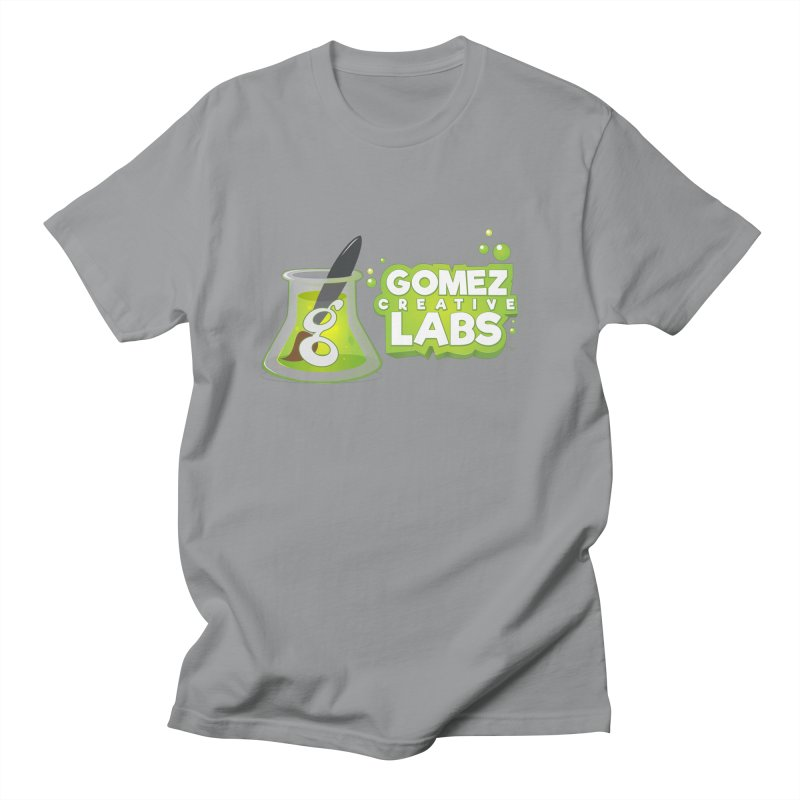 Gomez Creative Labs Logo Men's Regular T-Shirt by Coconut Justice's Artist Shop