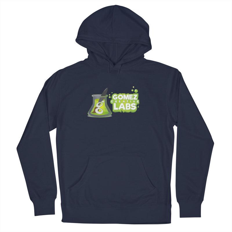 Gomez Creative Labs Logo Men's Pullover Hoody by Coconut Justice's Artist Shop