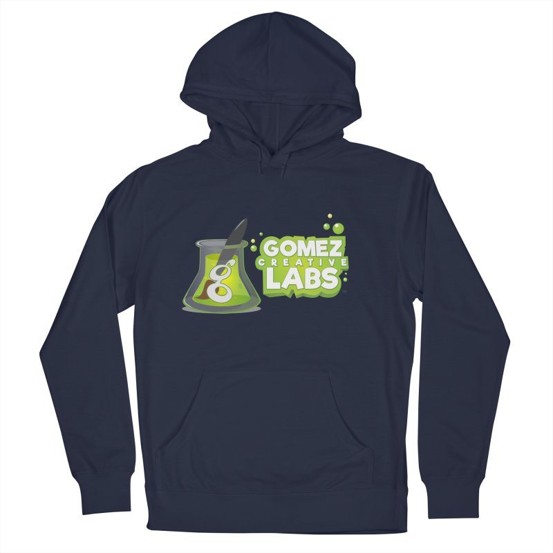 Gomez Creative Labs Logo Women's Pullover Hoody by Coconut Justice's Artist Shop