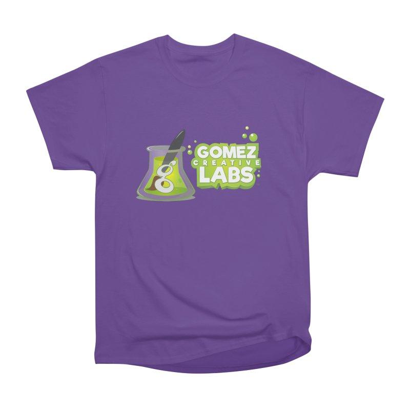 Gomez Creative Labs Logo Women's Heavyweight Unisex T-Shirt by Coconut Justice's Artist Shop