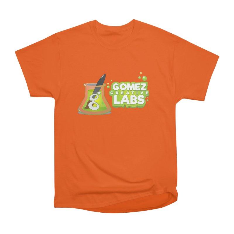 Gomez Creative Labs Logo Men's T-Shirt by Coconut Justice's Artist Shop