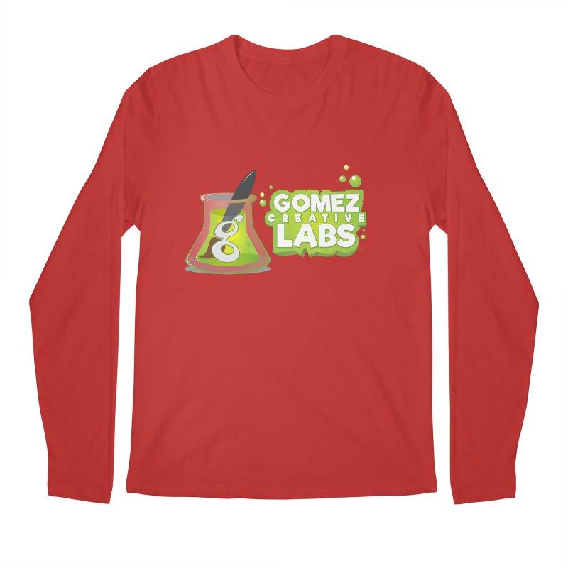 Gomez Creative Labs Logo Men's Regular Longsleeve T-Shirt by Coconut Justice's Artist Shop