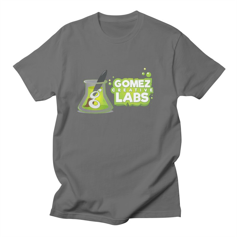 Gomez Creative Labs Logo Men's T-Shirt by Coconut Justice's Artist Shop