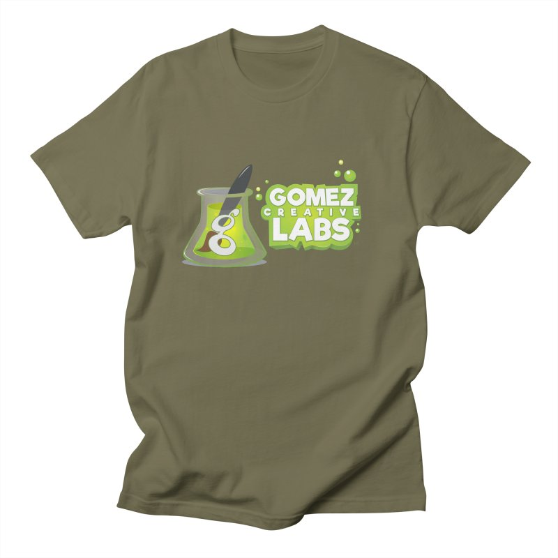 Gomez Creative Labs Logo Women's Regular Unisex T-Shirt by Coconut Justice's Artist Shop