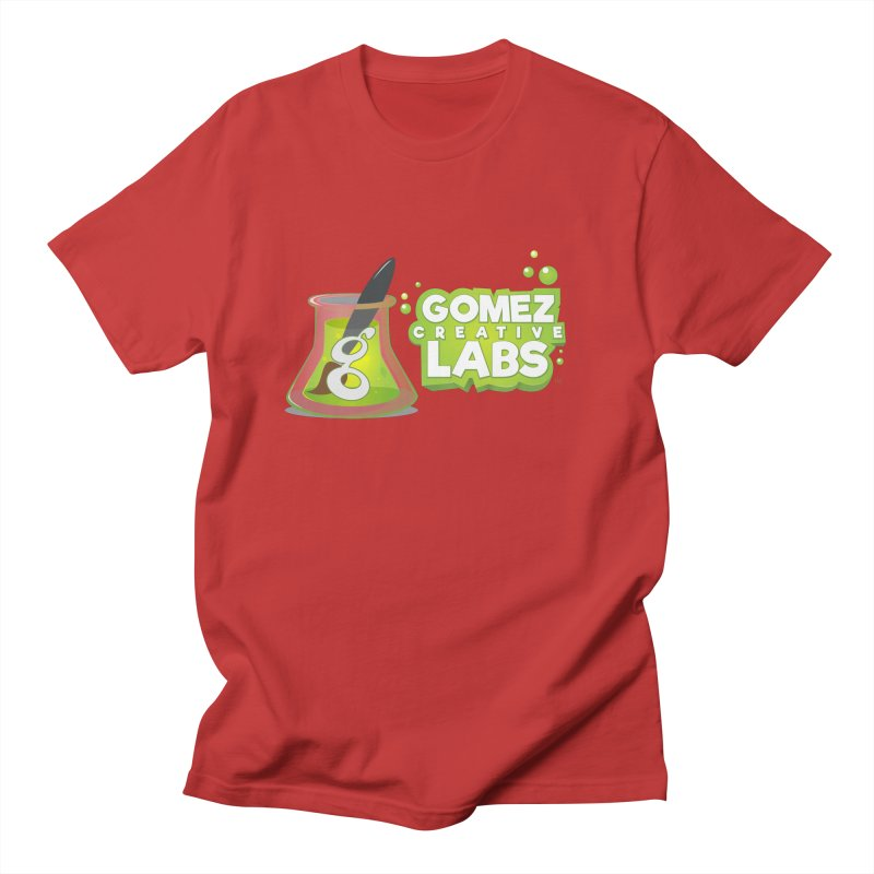 Gomez Creative Labs Logo Women's Regular Unisex T-Shirt by Coconut Justice's Artist Shop