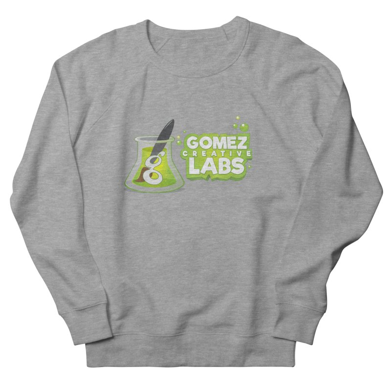 Gomez Creative Labs Logo Women's French Terry Sweatshirt by Coconut Justice's Artist Shop