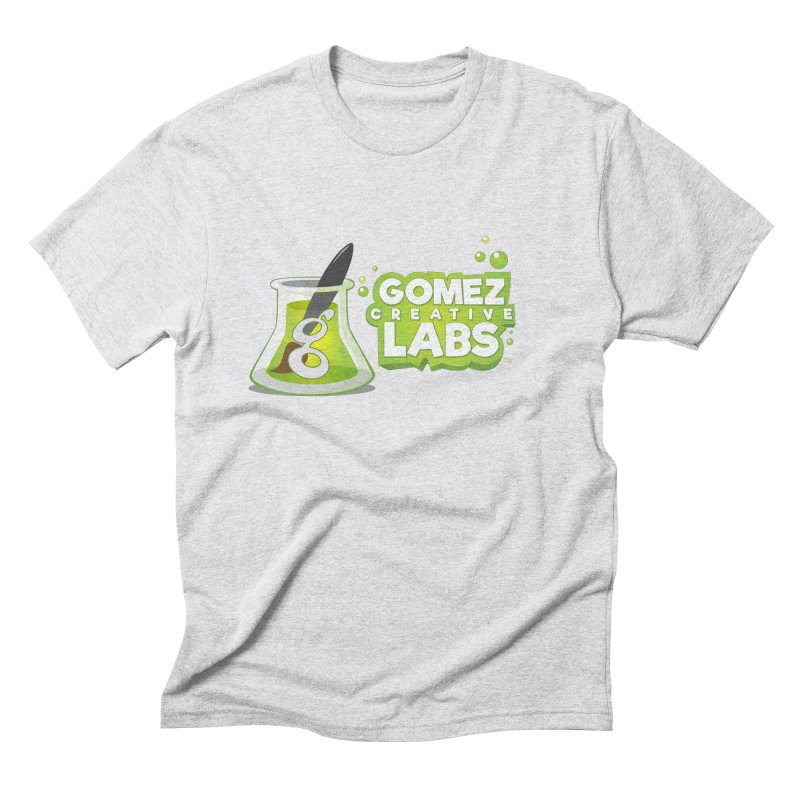 Gomez Creative Labs Logo Men's Triblend T-Shirt by Coconut Justice's Artist Shop