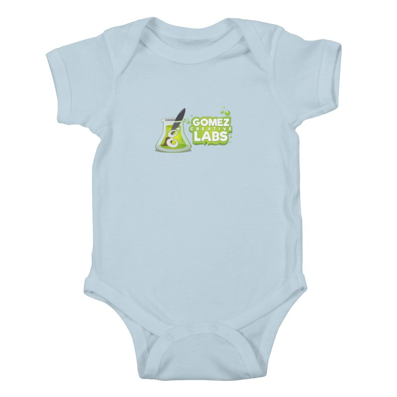 Gomez Creative Labs Logo Kids Baby Bodysuit by Coconut Justice's Artist Shop