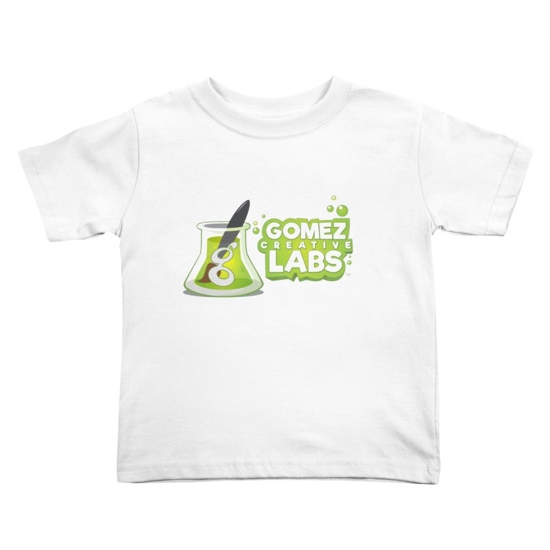 Gomez Creative Labs Logo Kids Toddler T-Shirt by Coconut Justice's Artist Shop