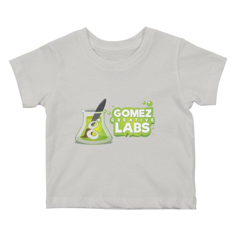 Gomez Creative Labs Logo Kids  by Coconut Justice's Artist Shop