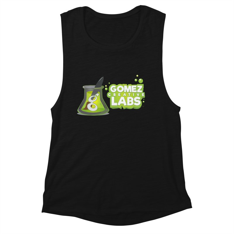 Gomez Creative Labs Logo Women's Tank by Coconut Justice's Artist Shop