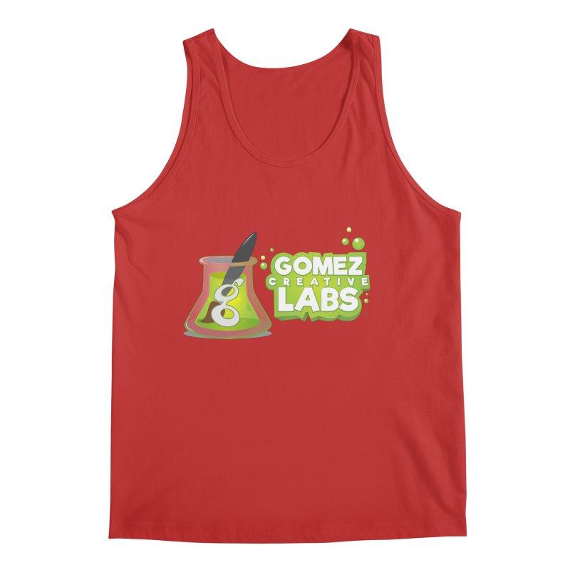 Gomez Creative Labs Logo Men's Regular Tank by Coconut Justice's Artist Shop