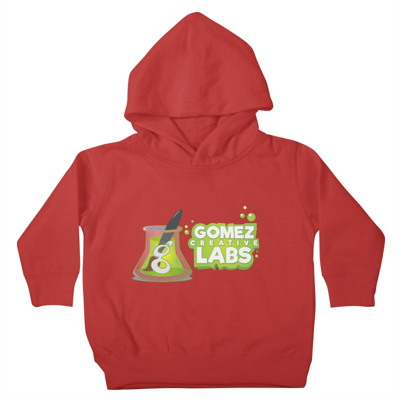 Gomez Creative Labs Logo Kids Toddler Pullover Hoody by Coconut Justice's Artist Shop