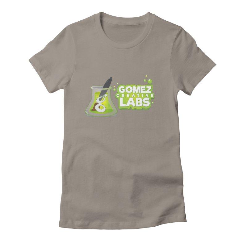Gomez Creative Labs Logo Women's  by Coconut Justice's Artist Shop