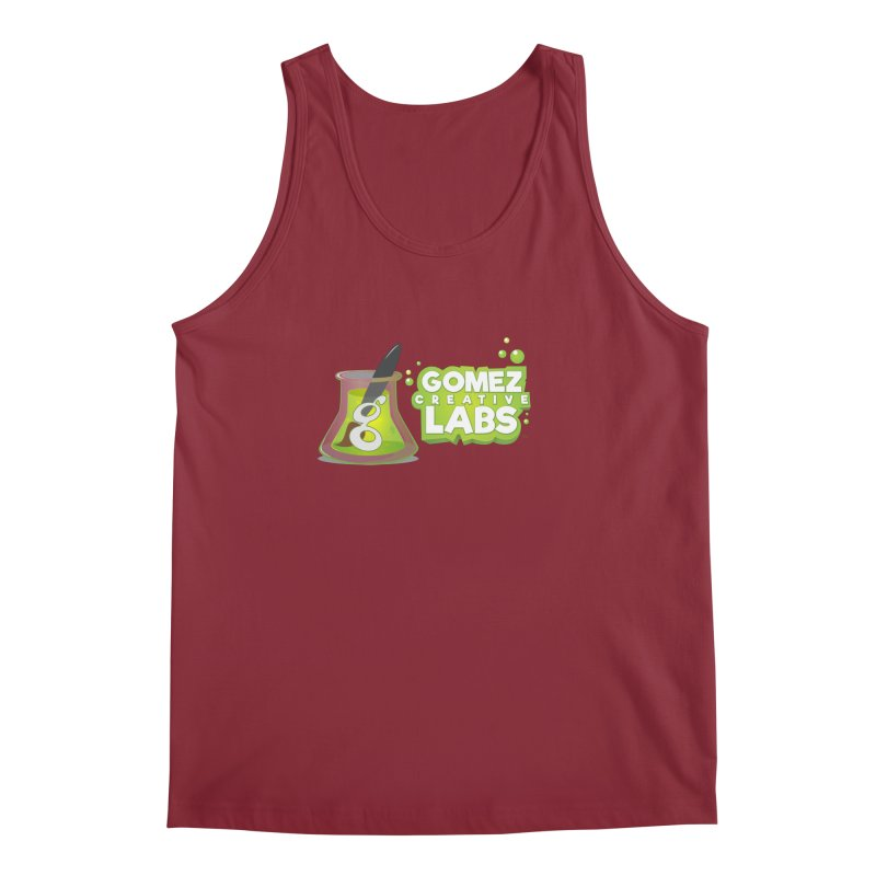 Gomez Creative Labs Logo Men's Tank by Coconut Justice's Artist Shop