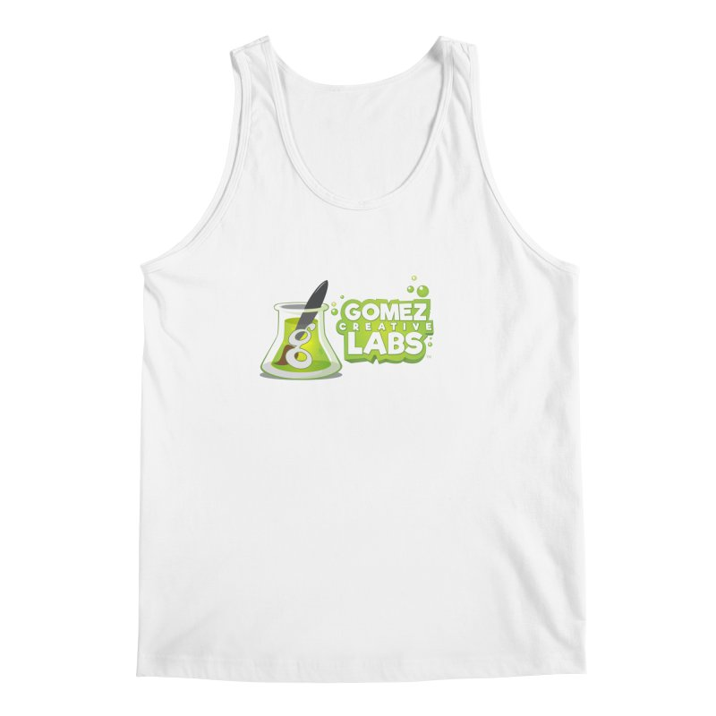 Gomez Creative Labs Logo Men's Regular Tank by Coconut Justice's Artist Shop