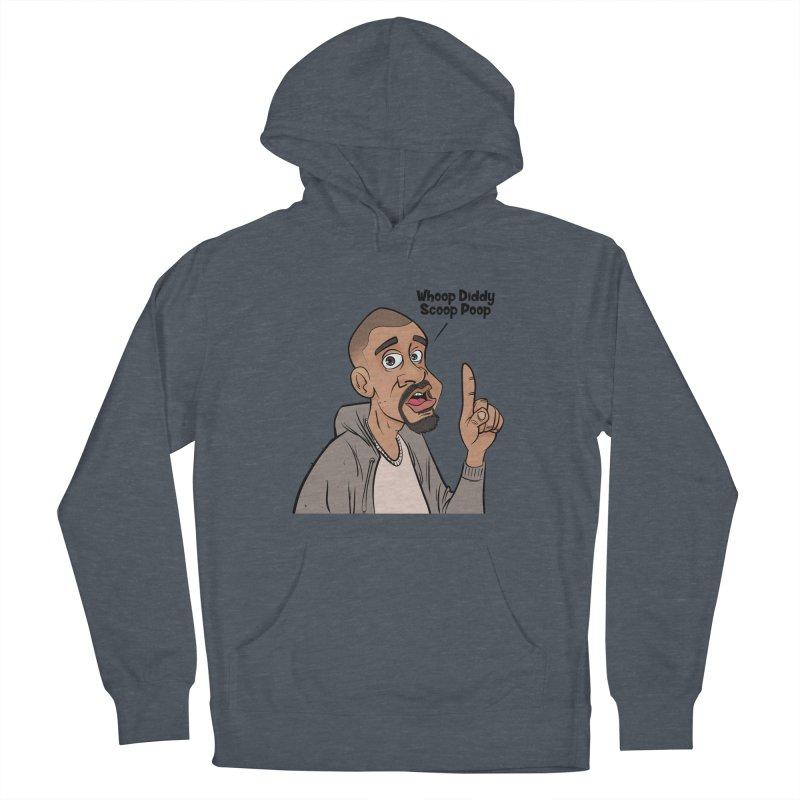 Whoop Diddy Scoop Poop Men's Pullover Hoody by Coconut Justice's Artist Shop