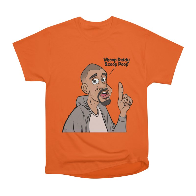 Whoop Diddy Scoop Poop Women's T-Shirt by Coconut Justice's Artist Shop