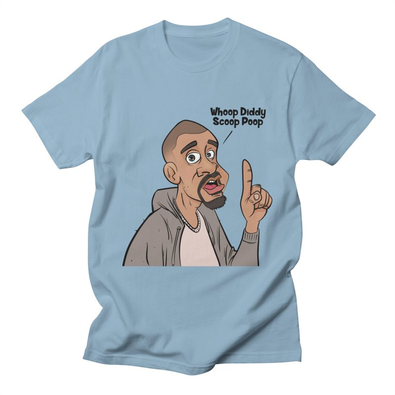 Whoop Diddy Scoop Poop Men's  by Coconut Justice's Artist Shop