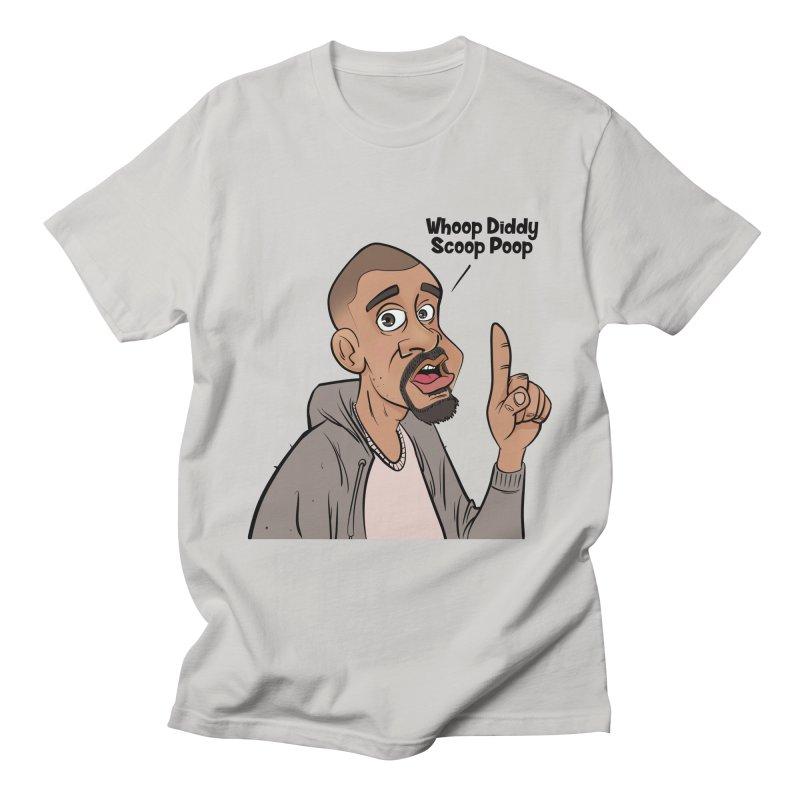 Whoop Diddy Scoop Poop Women's Regular Unisex T-Shirt by Coconut Justice's Artist Shop