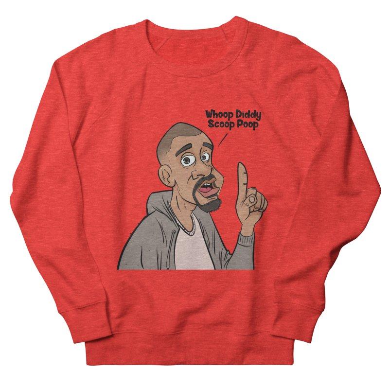 Whoop Diddy Scoop Poop Women's Sweatshirt by Coconut Justice's Artist Shop