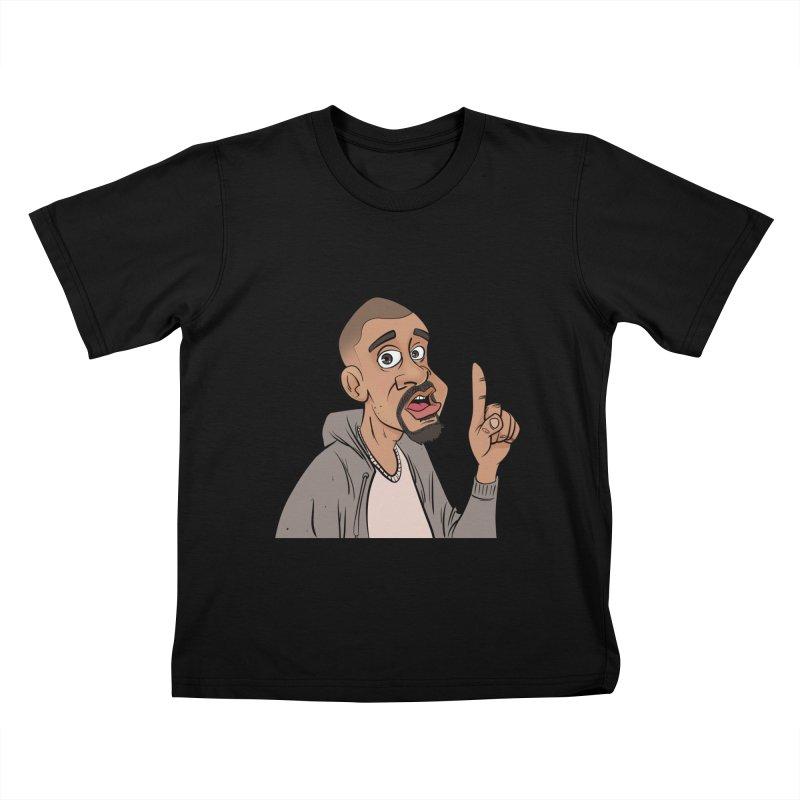 Whoop Diddy Scoop Poop Kids T-Shirt by Coconut Justice's Artist Shop